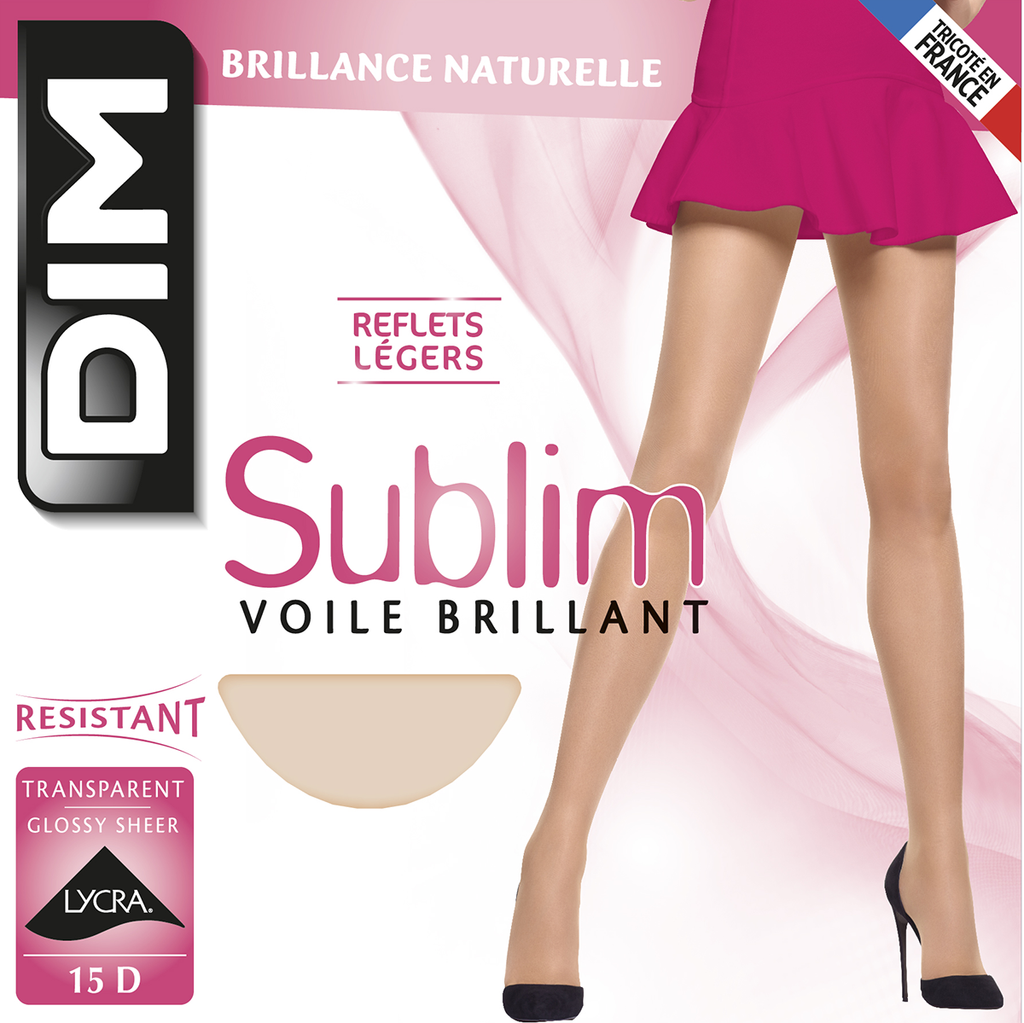 Collant Sublim DIM - Gazelle