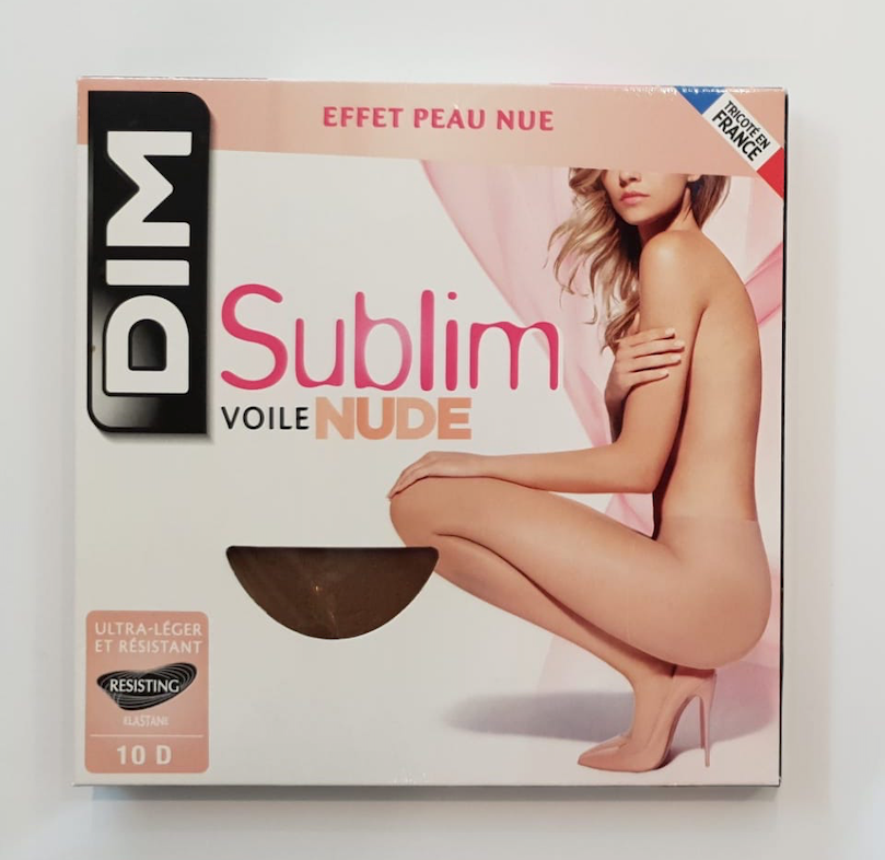 Collant Dim Sublim Nude
