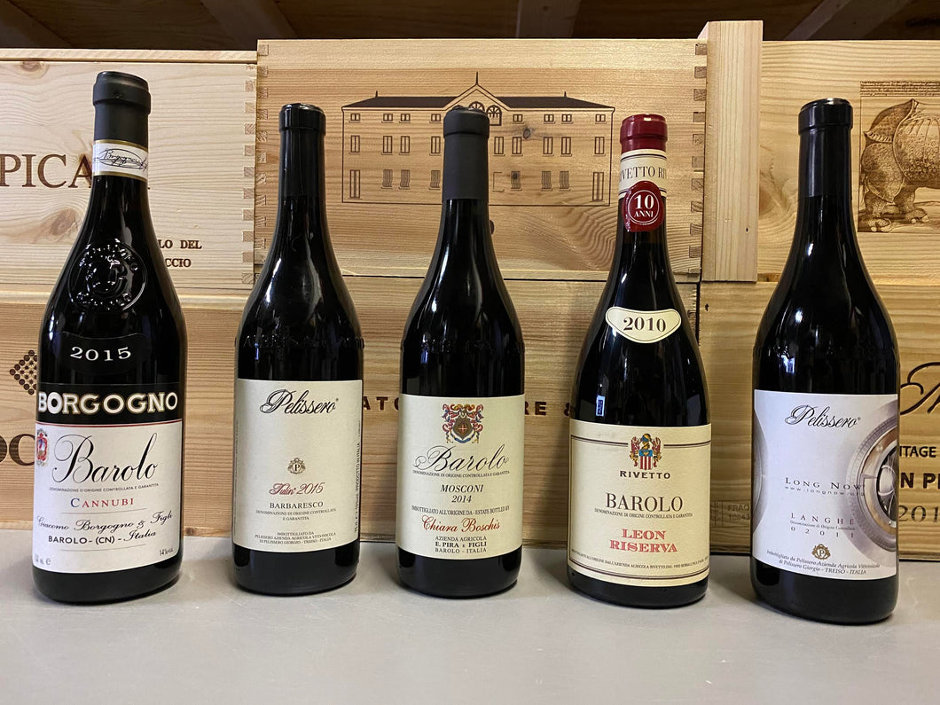 PIEMONTE SUPERSTARS 5-PACK #3