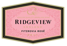 Load image into Gallery viewer, Ridgeview Fitzrovia Rose NV 1001