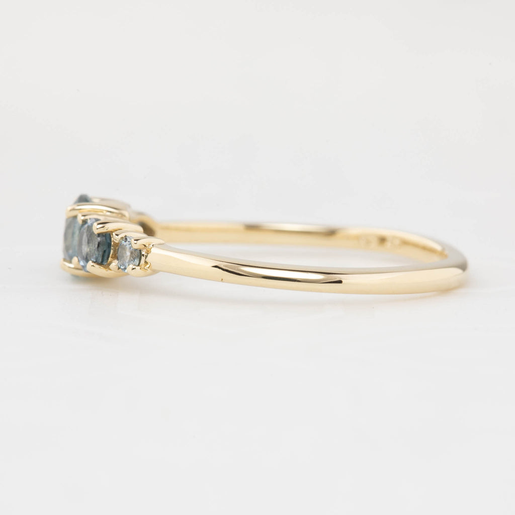 Grace Ring - 0.20ct Rose Cut Diamond (One of a kind)