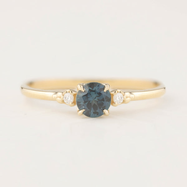 Estel Ring - 0.48ct Queensland Sapphire (One of a kind)