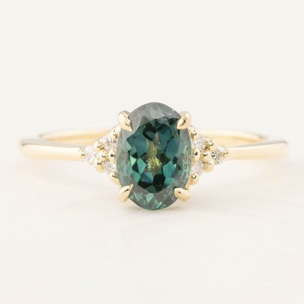 Teresa Ring - 1.63ct Queensland Sapphire (One of a kind)