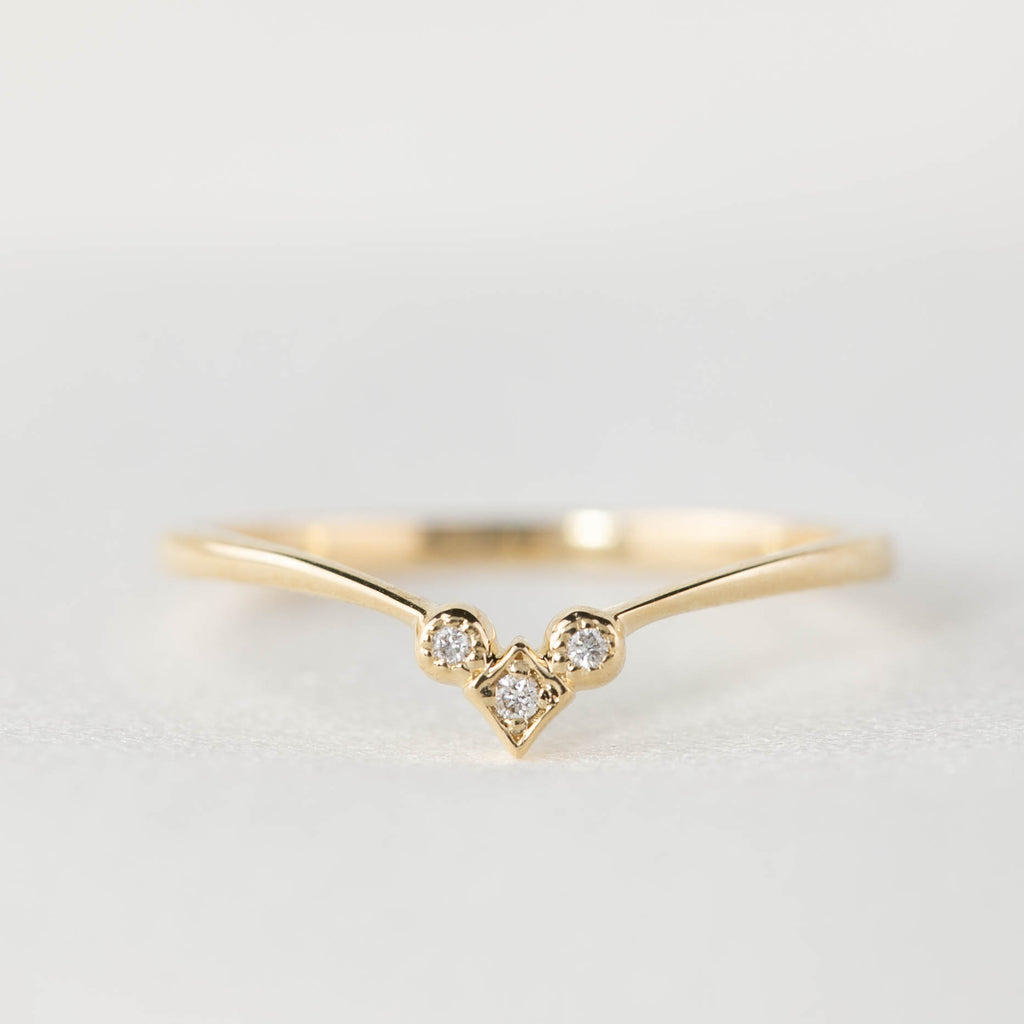 Star Accent Ring