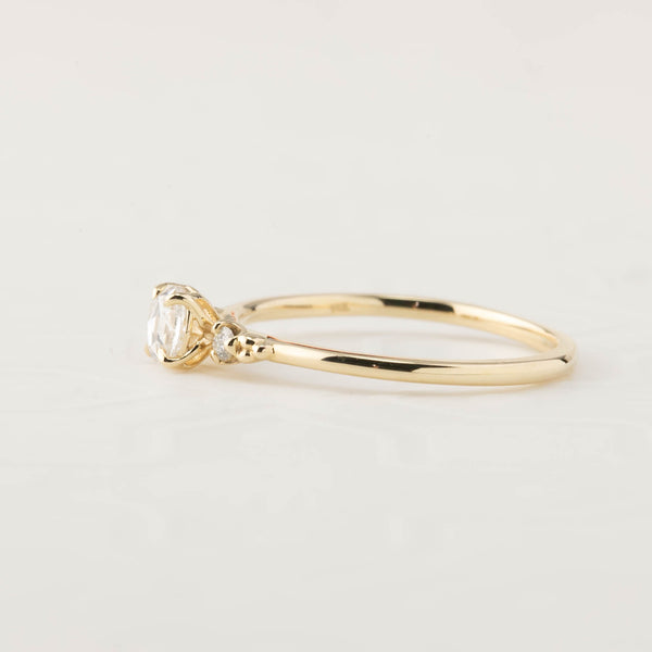 Estel Ring -Rose Cut Diamond