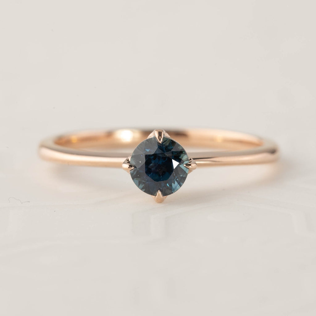Alice Ring - 0.5ct Queensland Sapphire (One of a kind)