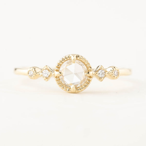Stella Ring - Rose Cut Diamond
