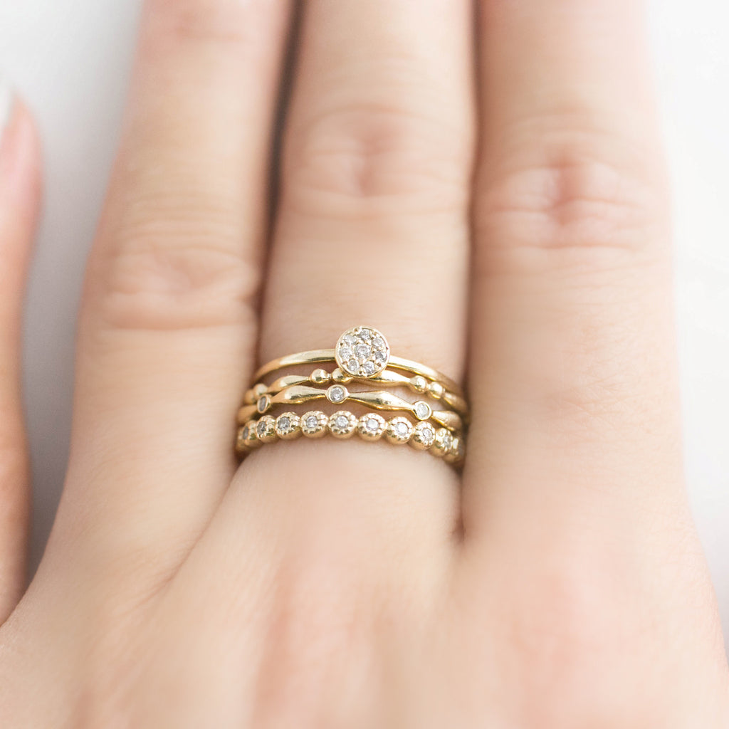 Adina Ring - Envero Jewelry - 6