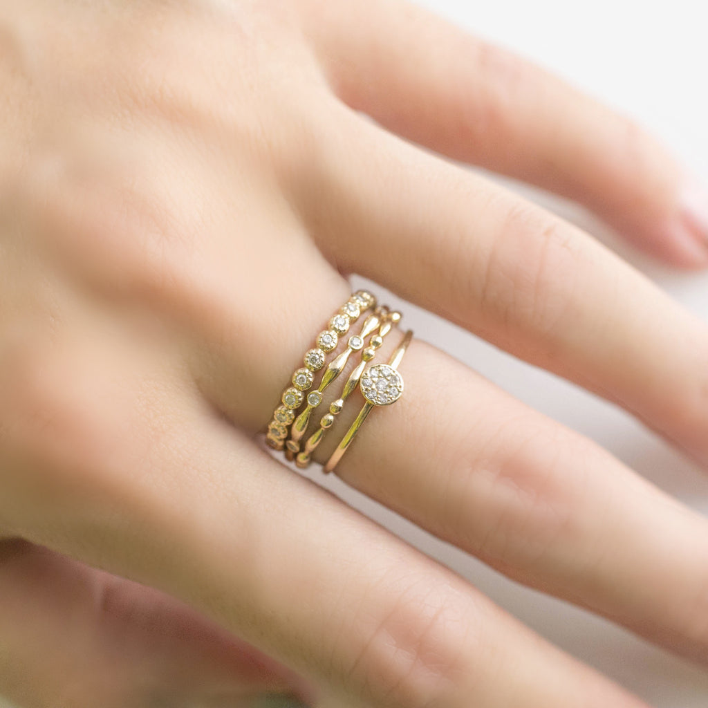Adina Ring - Envero Jewelry - 7