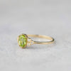 Celine Ring Oval Peridot