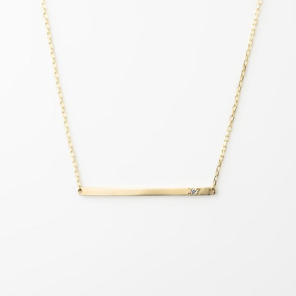 Minimalist Mother Necklace