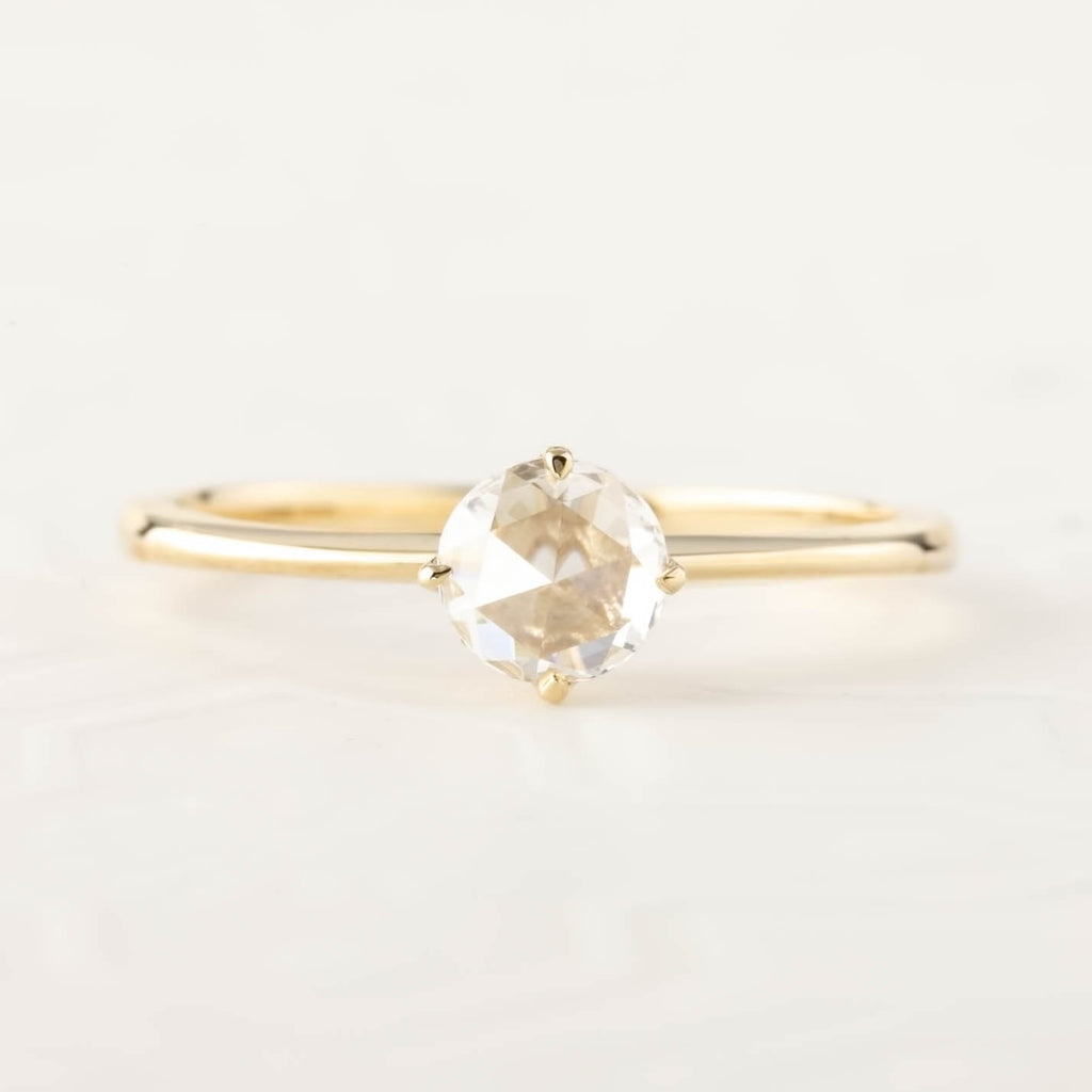 Alice Ring - Rose Cut Diamond