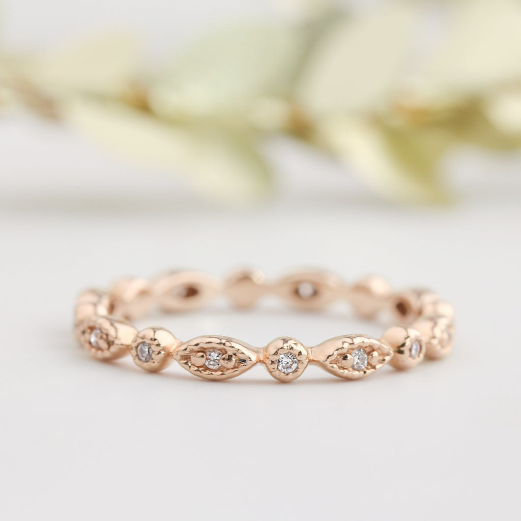 Tia Diamond Eternity Ring