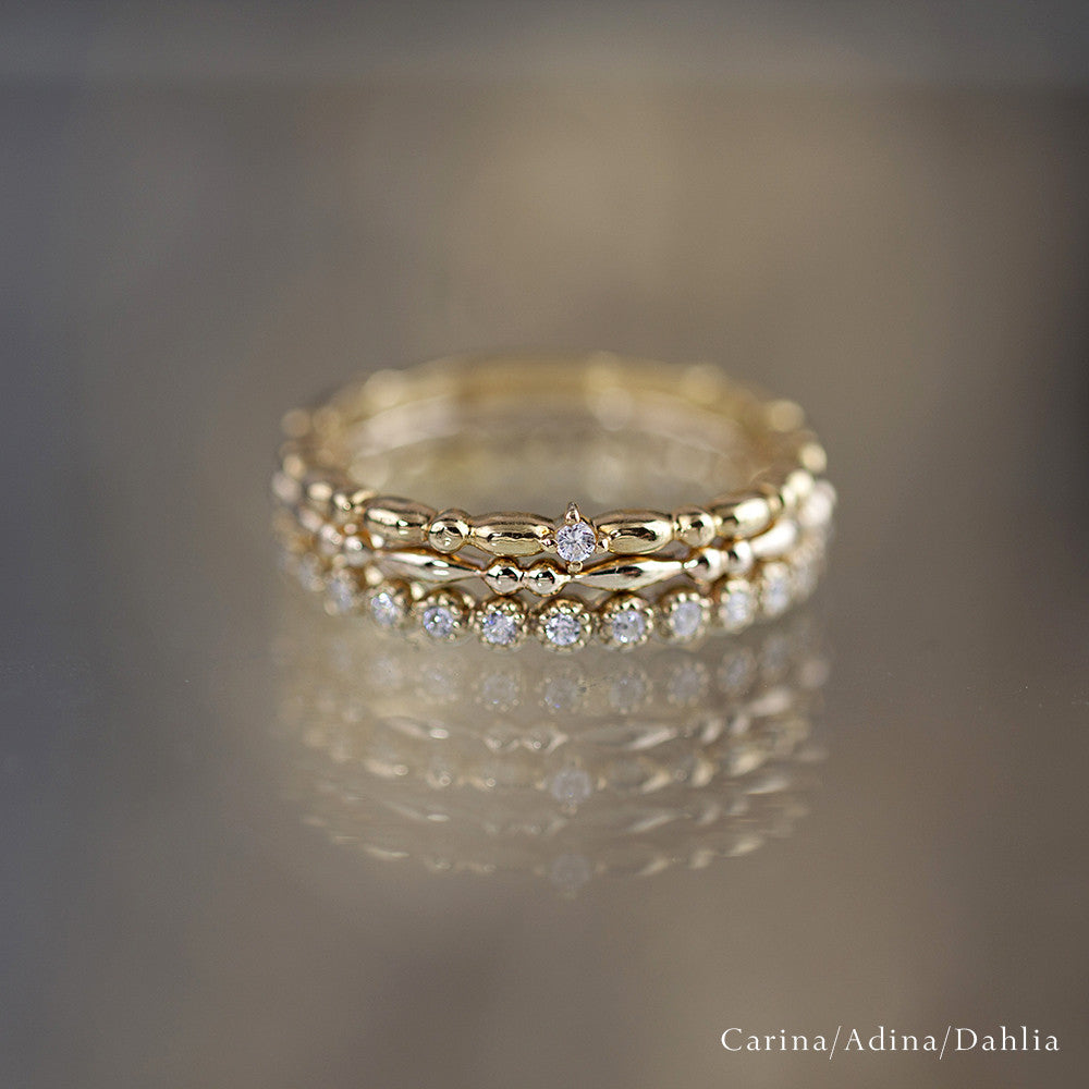 Adina Ring - Envero Jewelry - 8