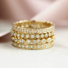 Hazel Diamond Eternity Ring