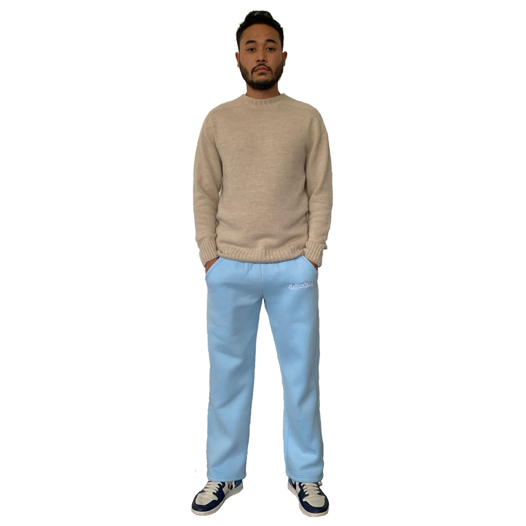 Ice Blue Heaven Pants