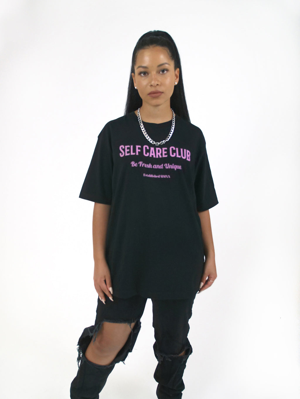 Self Care Club T-Shirt