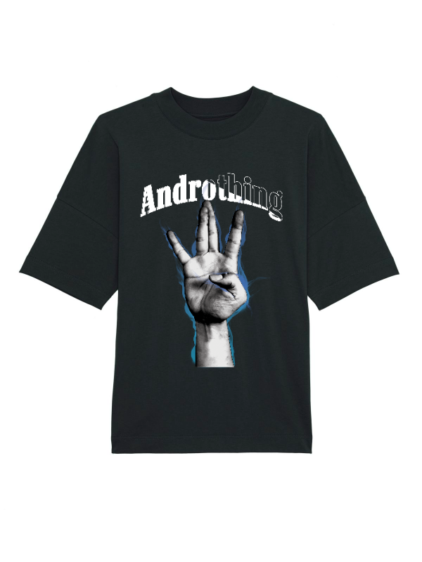 Hand Burning T-Shirt