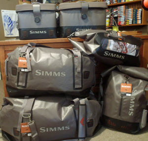 All New Dry Creek Bag Line-up From Simms