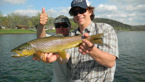 Bull Shoals Tailwater - May 4, 2012