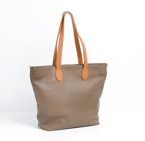 Large Tote bag Olive