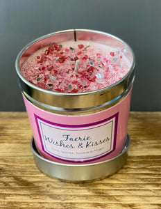 Faerie Wishes & Kisses Candle