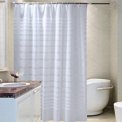 Rideau De Douche Transparent 120X180