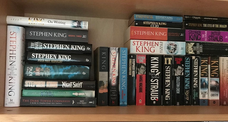 Top 10 unfilmed (as yet) novels of Stephen King