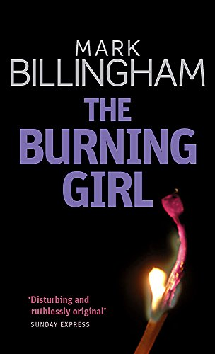 The burgning girl