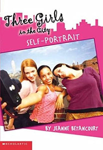 Three Girls in the City - Self-Portrait