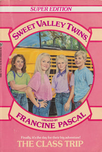 Sweet Valley Twins - The Class Trip