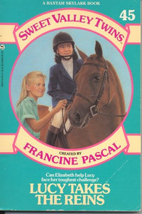 Sweet Valley Twins - Lucy Takes the Reins