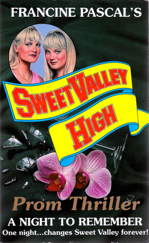 Sweet Valley High Prom Thriller - The Morning After
