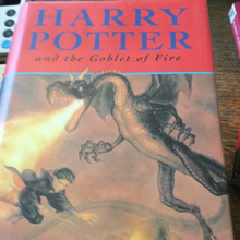 Load image into Gallery viewer, Harry Potter and the Goblet of Fire