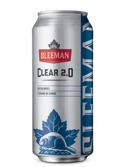 Sleeman Clear 2.0 - Sleeman Breweries Ltd