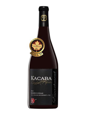 2015 Reserve Syrah - Kacaba Vineyards Winery
