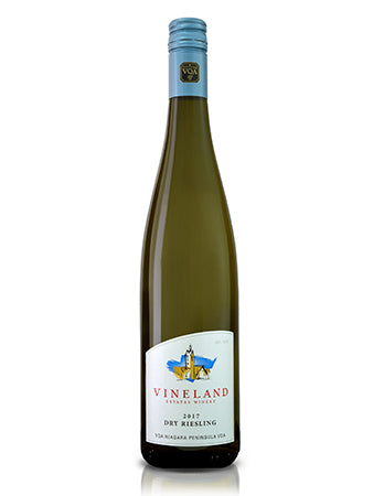 2017 Dry Riesling - Vineland Estates Winery