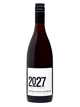 2018 King Street Pinot Noir - 2027 Cellars