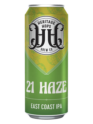 21 Haze - East Coast IPA