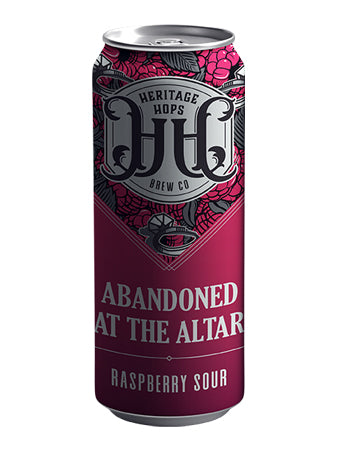 Abandoned at the Altar - Raspberry Sour