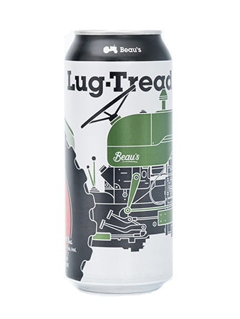 Beaus Lug-tread Lagered Ale - Beau's All Natural Brewing Co
