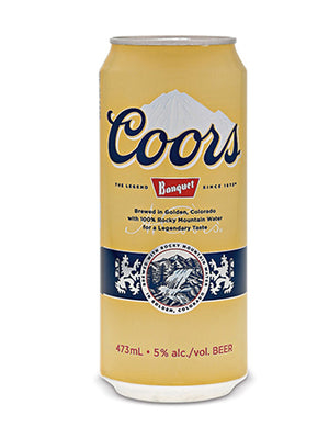 Coors Banquet - Coors Brewing Company
