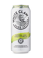 Natural Lime - White Claw Hard Seltzer