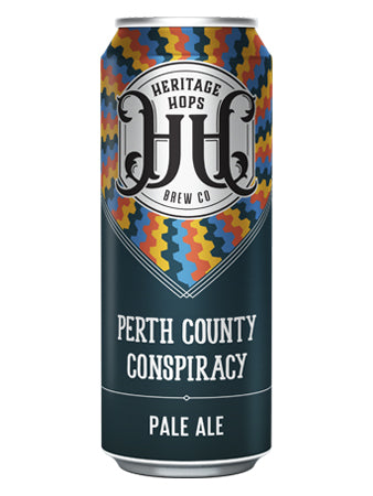 Load image into Gallery viewer, Heritage Hops Pale Ale - Perth County Conspiracy