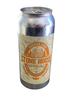 Bavarian Lager - Stone House Brewing Company