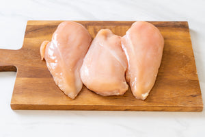 Load image into Gallery viewer, Chicken Breast - Boneless, Skinless - 4 oz x 35 pcs