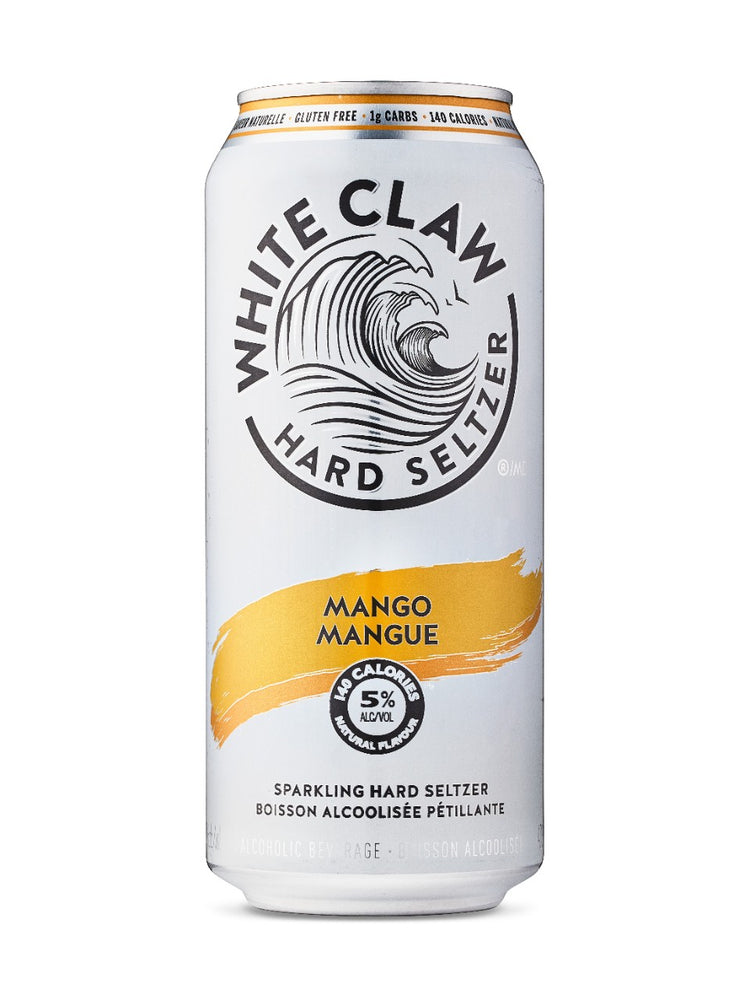 Load image into Gallery viewer, Mango - White Claw Seltzer