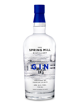 Spring Mill Distillery Gin