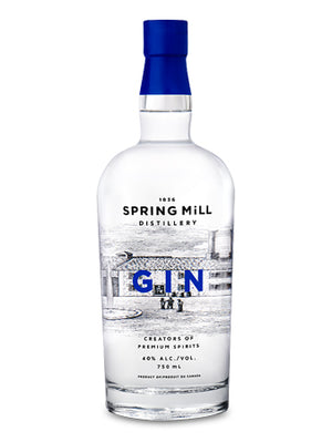 Load image into Gallery viewer, Spring Mill Distillery Gin