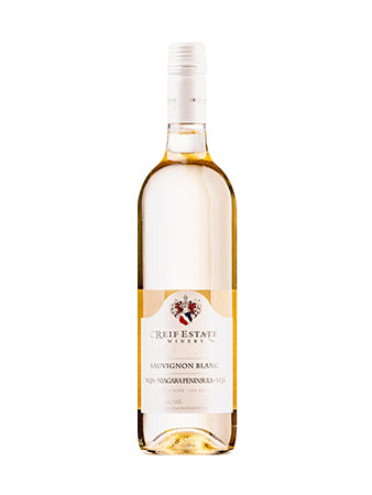 2018 Sauvignon Blanc - Reif Estate Winery